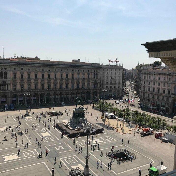 Piazza del Duomo Milano (2)