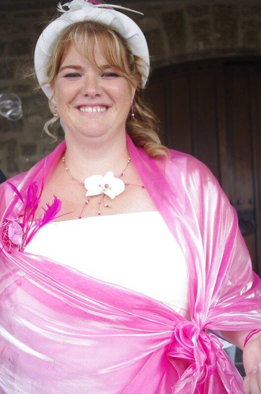 Audrey mariageété 2014