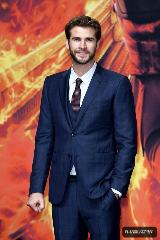 Hunger Games_Mockingjay Part 2 - Berlin Premiere 03