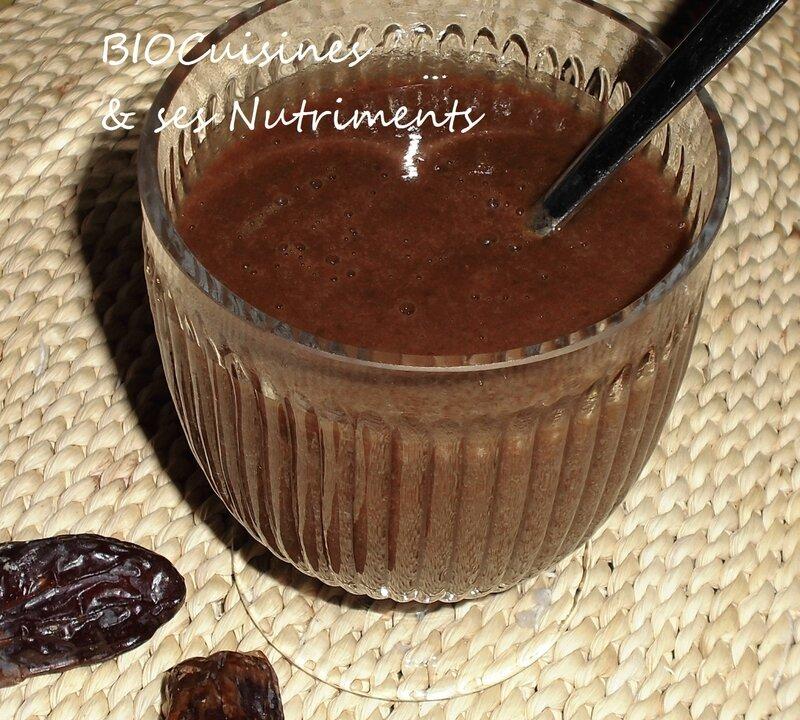 banane datte cacao