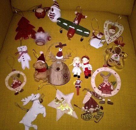 décorations offertes