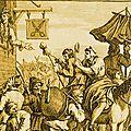 Politisation des pratiques folkloriques en sarthe entre 1789 et 1793.