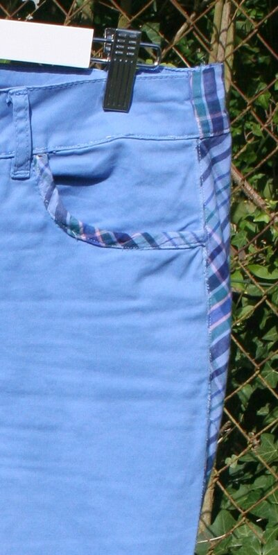 pantalon élargi