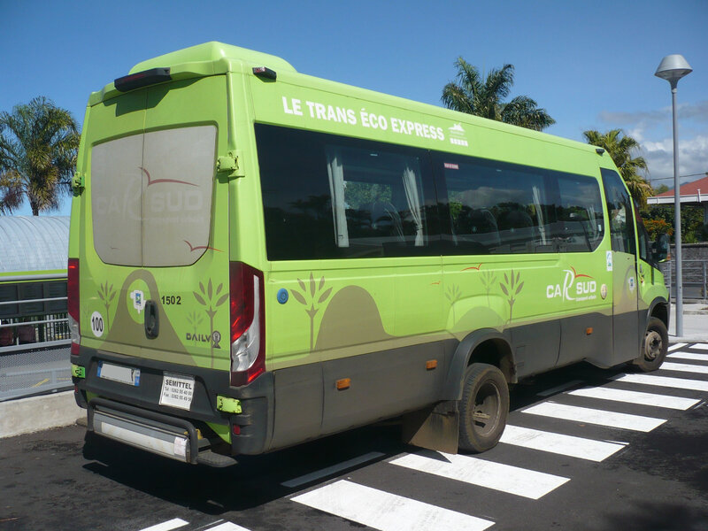 IVECO Daily Line minibus Carsud Le Tampon (2)