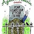 Agatha raisin, tome 5 : pour le meilleur et pour le pire