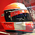 Casque SCHUMACHER Michael - 2004 HL_GF