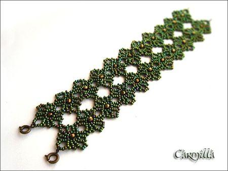 Bracelet Round Lace