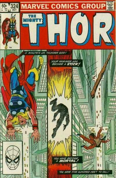 mighty thor 1966 324