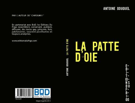 couverture la patte d'oie
