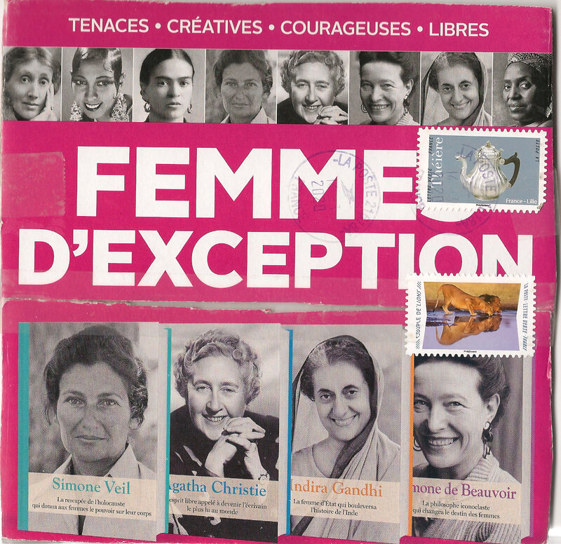 09 314 femmes d'exception par le monde recto