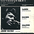Si j'étais un charpentier - johnny hallyday (partition - sheet music)