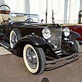 ROLLS ROYCE Phantom II coupé cabriolet Murphy 1931 Baden Baden (1)