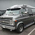 CHEVROLET Chevy Van 2.0 SL Series 1990 Illzach (1)