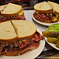Katz's delicatessen deli new york