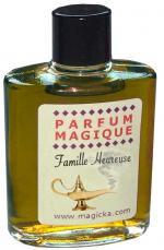 parfum famille heureuse dans la boutique ésotérique du médium gonou