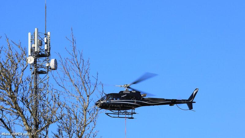 Photos JMP©Koufra 12 - La Couvertoirade - Hélicoptère - 26022019 - 0371