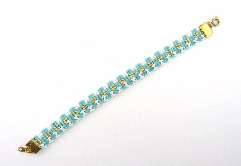Bracelet tissé (Copier)