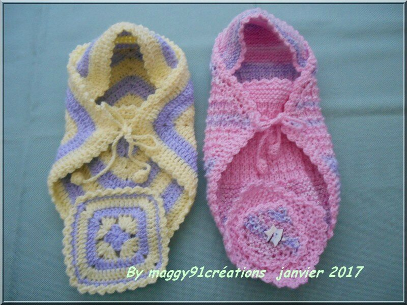 Angelines -tricot+ crochet
