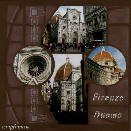 sf Duomo titre