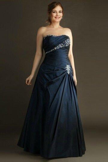 Robes de soiree pour femme ronde pas cher
