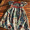 Enfin une robe légère portée !!!
