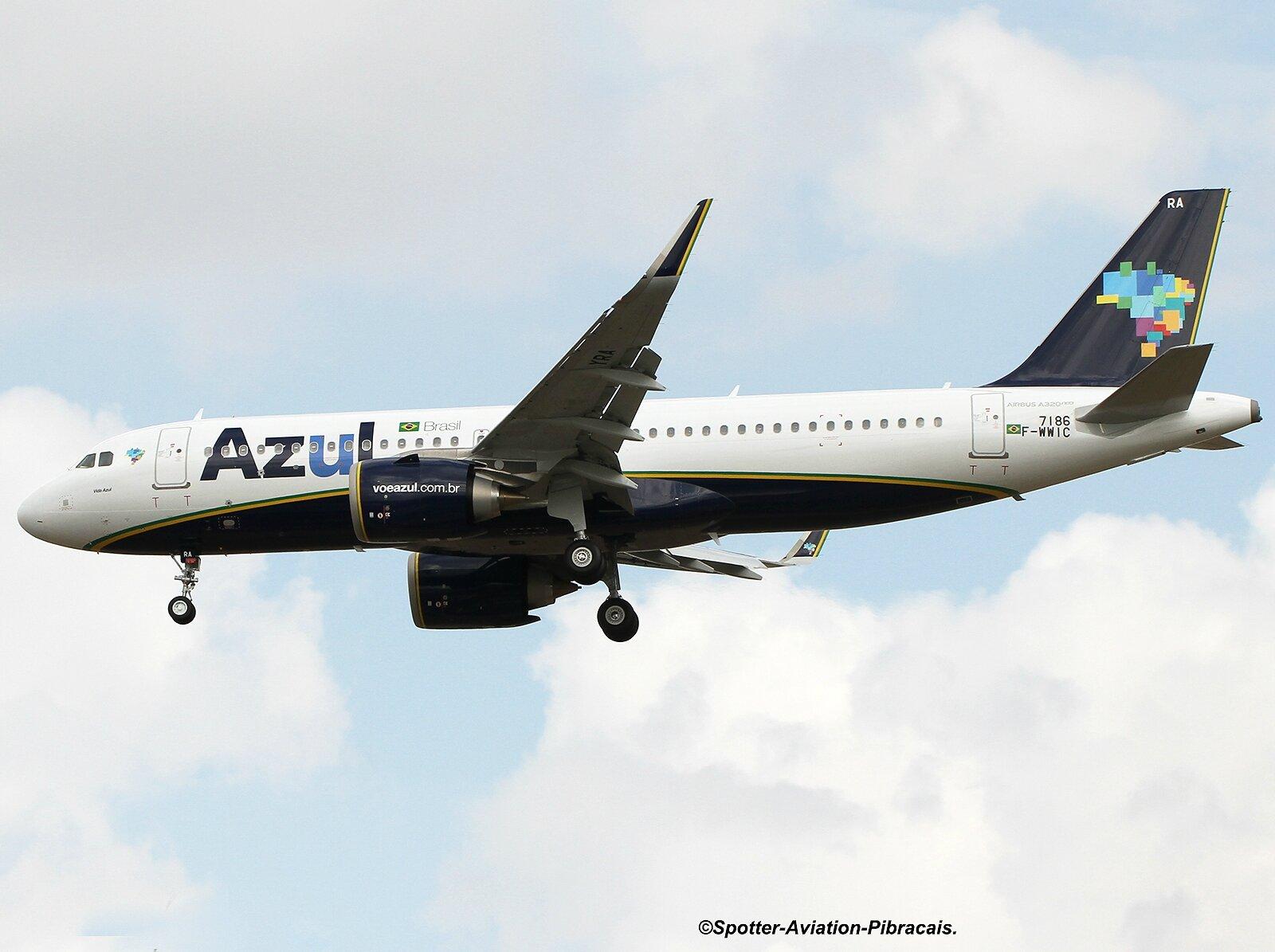 AZUL Linhas Aéreas Brasileiras (NEO)