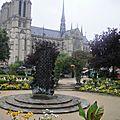 Paris sous la pluie - Aphélie