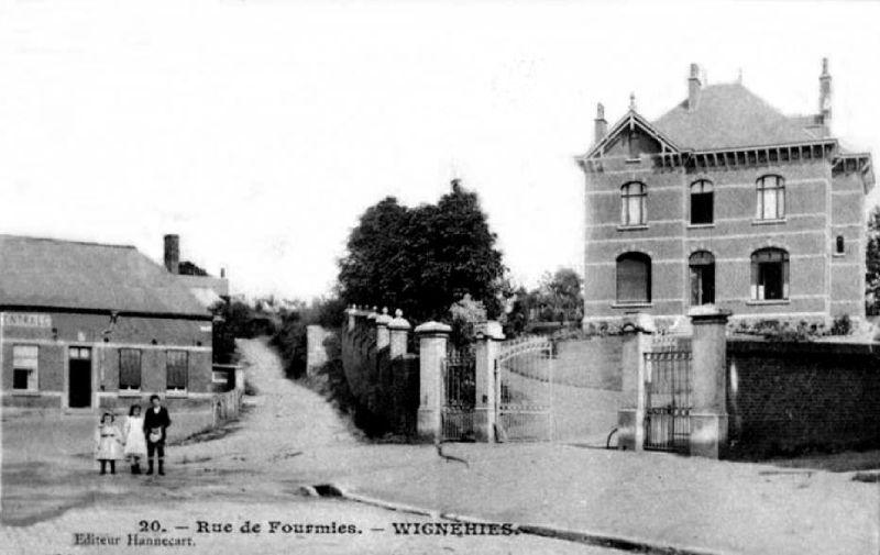 WIGNEHIES-Rue de Fourmies (2)