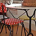 Kitchen chair *