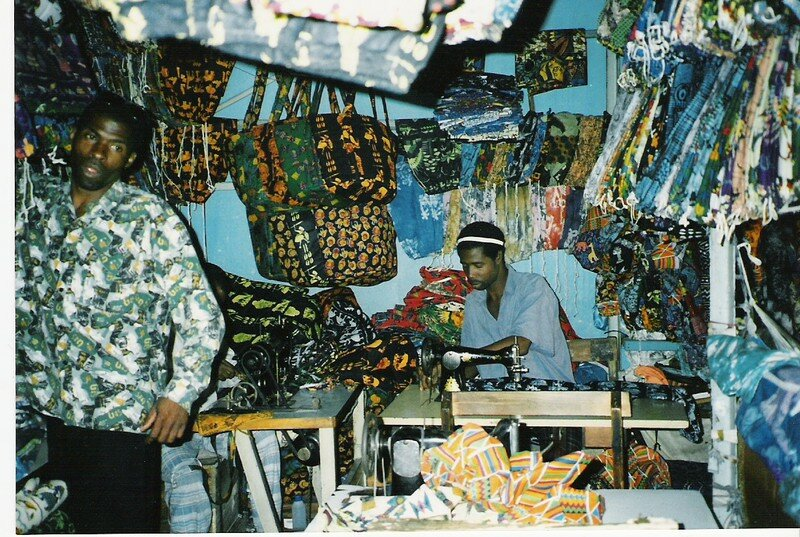 Confection de vêtements&sacs en tissus Sn