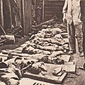 Identification des cadavres