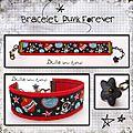 Nouveaux bracelets rubans