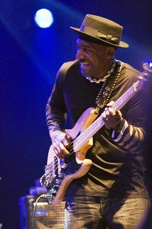 Marcus Miller - photo Ouest France