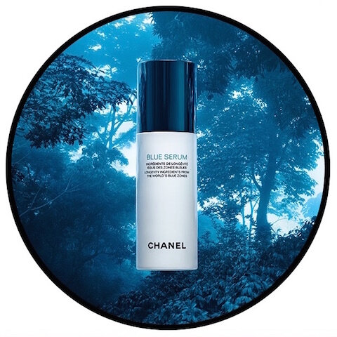 chanel blue serum 1