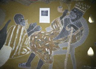 Tchad Musée de Gaoui 2