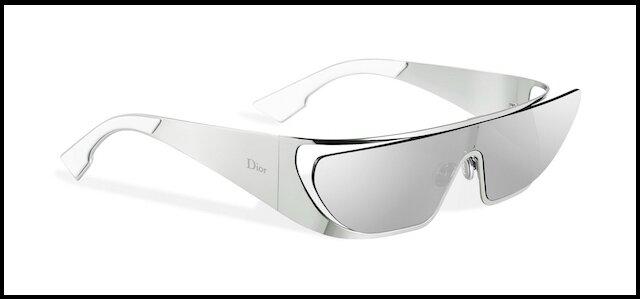 dior lunettes solaires rihanna argent