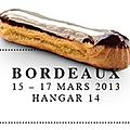 Salon du chocolat 2013 – bordeaux