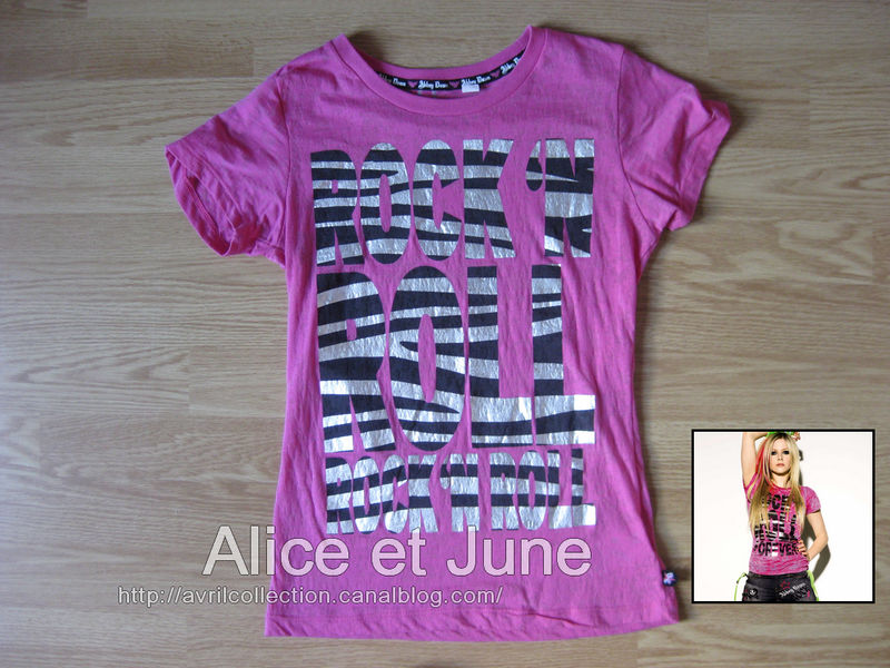 Abbey Dawn Burnout Tee