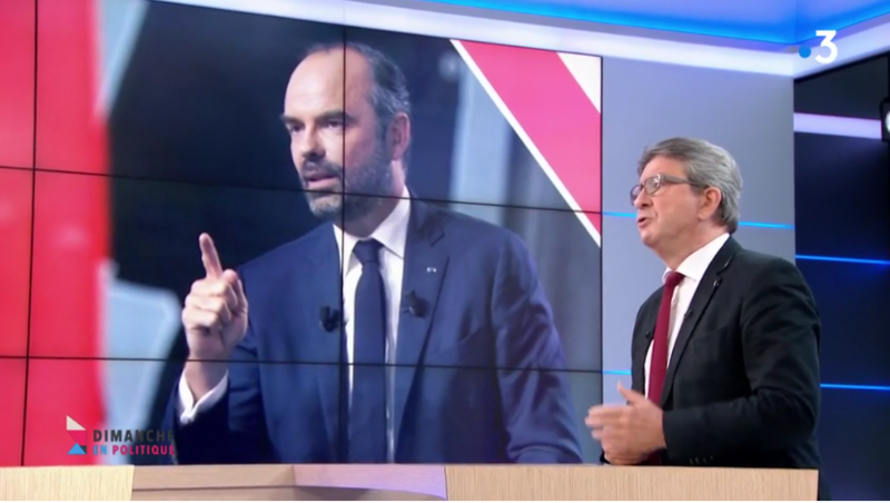 DEGRESSIVITE CHOMAGE CADRES MELENCHON MEDIA DIXIT WORLD