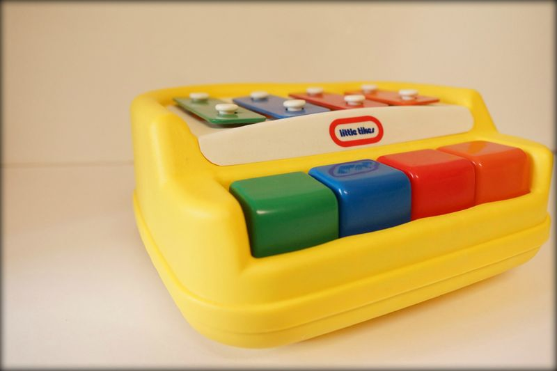 Piano Little Tikes