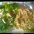 Lasagne au poulet brocoli