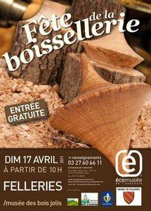 affiche Fête de la Boisselleries du 17 Avril 2011