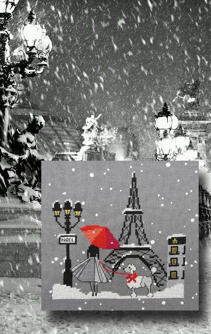 Noël à paris 1061