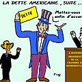 Crise de la dette américaine , suite