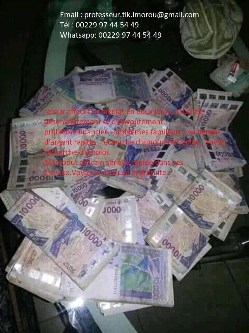 PACTE PUISSANT POUR AVOIR LA RICHESSE ET LA GLOIRE : Richesse rapide, rituel d'argent rapide et efficace