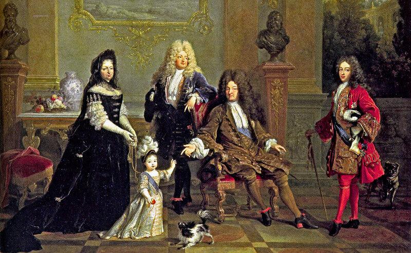 LOUIS XIV