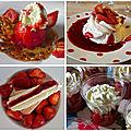 Des idées de desserts d'été