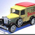 Ford Model A Toblerone 1