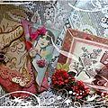 IDEM - Pour Claudine et Carte d'Anniversaire