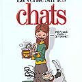 La vérité sur les chats (la vérité sur ... tome 18) ---- monsieur b.